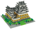 nanoblock deluxe castle himeji they construct