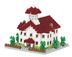 nanoblock sapporo clock tower create works