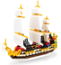 nanoblock tintin secret unicorn ship