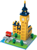 nanoblock london create works architectural micro-sized