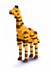 nanoblock giraffe create works animal micro-sized
