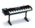 nanoblock synthesizer create works musical micro-sized
