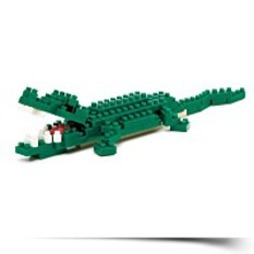 Discount Nano Block Nile Crocodile NBC058