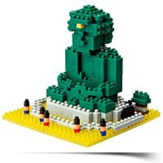 Discount Nanoblock Great Buddha Of Kamakura