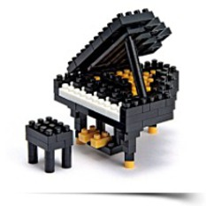 Save Nanoblock NBC017 Grand Piano
