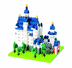 nanoblock castle neuschwanstein don't have engineer