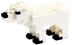 nanoblock polar bear create works animal