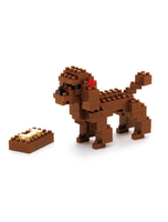 Nano Block A Toy Poodle NBC060